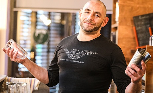 Barman Karl